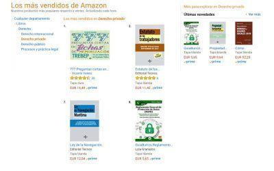 GuíaBurros: RGPD entre los más vendidos de Amazon