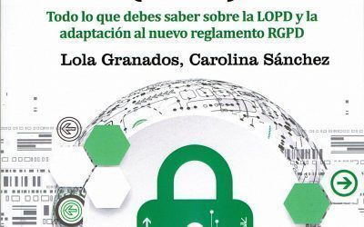 2º Edición del GuíaBurros: RGPD, de Lola Granados y Carolina Sánchez